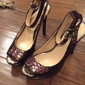 Jessica Simpson heels shoes